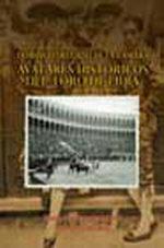 Portada del libro Avatares historicos del toro de lidia