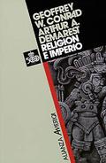 Portada del libro Religion e imperio Dinamica del expansionismo azteca e inca