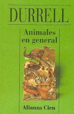 Portada del libro Animales en general