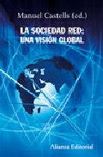 Portada del libro La sociedad red, una vision global
