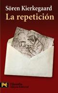 Portada del libro La repeticion