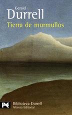 Portada del libro Tierra de murmullos