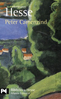 Portada del libro Peter Camenzind