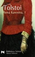 Portada del libro Anna Karenina, 1