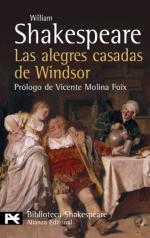 Portada del libro Las alegres casadas de Windsor