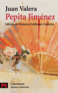Portada del libro Pepita Jimenez