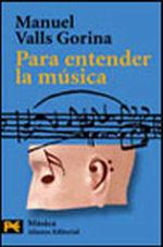Portada del libro Para entender la musica