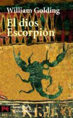 Portada del libro El dios Escorpion