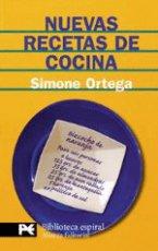 Portada del libro Nuevas recetas de cocina