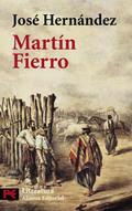 Portada del libro Martin Fierro
