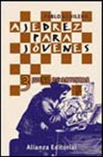 Portada del libro Ajedrez para jovenes 3. Juego de artistas