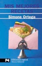 Portada del libro Mis mejores recetas