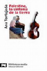 Portada del libro Palestina, la sinfonia de la tierra