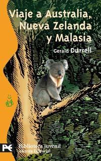 Portada del libro Viaje a Australia, Nueva Zelanda y Malasia