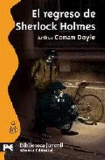 Portada del libro El regreso de Sherlock Holmes