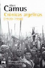 Portada del libro Cronicas argelinas (1939 - 1958)