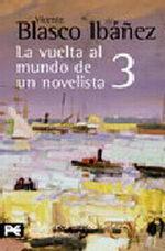 Portada del libro La vuelta al mundo de un novelista, 3 India-Ceilan-Sudan-Nub