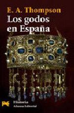 Portada del libro Los godos en España