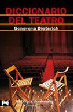 Portada del libro Diccionario del teatro