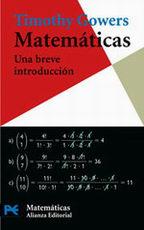 Portada del libro Matematicas: una breve introduccion