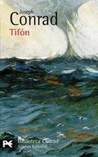 Portada del libro Tifón