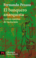 Portada del libro El banquero anarquista y otros cuentos de raciocinio