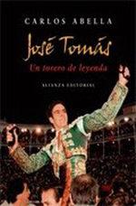 Portada del libro Jose Tomas Un torero de leyenda