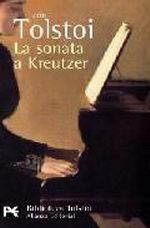 Portada del libro La sonata a Kreutzer
