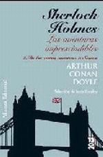 Portada del libro Sherlock Holmes: Las aventuras imprescindibles 2