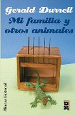 Portada del libro Mi familia y otros animales