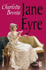 Portada del libro Jane Eyre
