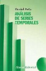Portada del libro Analisis de series temporales