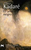 Portada del libro El año negro