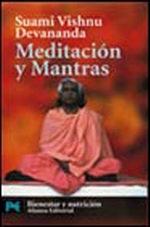 Portada del libro Meditacion y Mantras