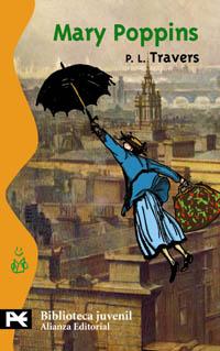 Portada del libro Mary Poppins