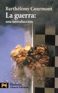 Portada del libro La guerra: una introduccion