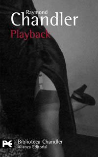 Portada del libro Playback