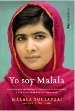 Portada del libro Yo soy Malala