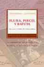 Portada del libro Pluma, pincel y batuta Las tres envidias del matematico Edit