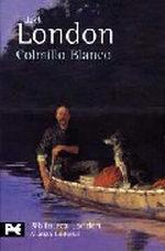 Portada del libro Colmillo Blanco
