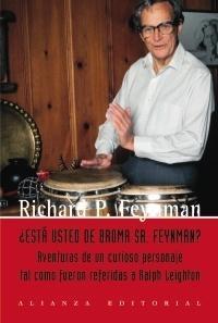 Portada del libro ¿Esta ud. de broma, Sr. Feynman?