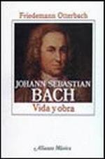 Portada del libro Johan Sebastian Bach