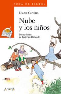 Portada del libro Nube y los niños