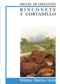 Portada del libro Rinconete y Cortadillo