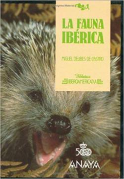 Portada del libro La fauna ibérica