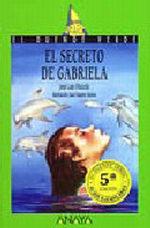 Portada del libro 20. El secreto de Gabriela