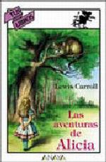 Portada del libro Las aventuras de Alicia