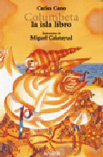 Portada del libro Columbeta, la isla libro