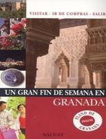 Portada del libro Un gran fin de semana en Granada, Ed Salvat