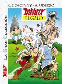 Portada del libro Astérix el galo. La Gran Colección